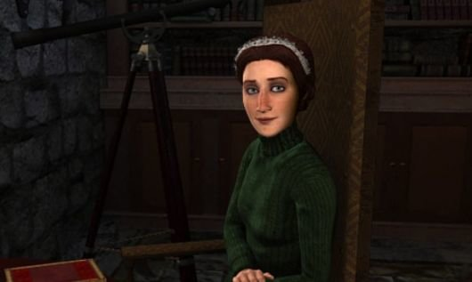 Screenshot for Nancy Drew: The Haunting of Castle Malloy #1