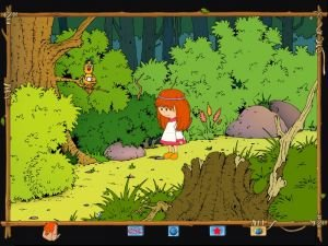'Mary in the Woods - Screenshot #7