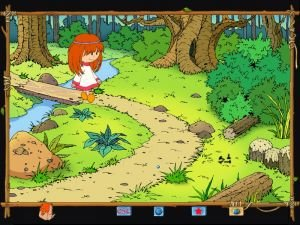 'Mary in the Woods - Screenshot #2