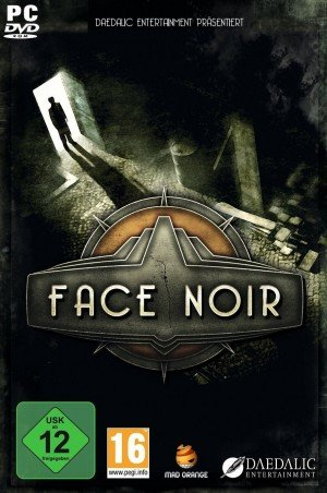 Face Noir Box Cover