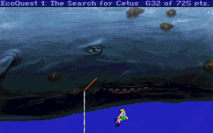 'EcoQuest: The Search for Cetus - Screenshot #5