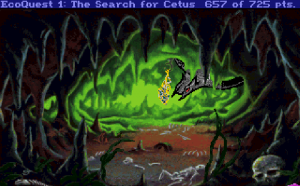 'EcoQuest: The Search for Cetus - Screenshot #4