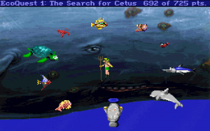'EcoQuest: The Search for Cetus - Screenshot #2