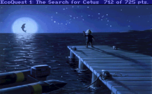 'EcoQuest: The Search for Cetus - Screenshot #1