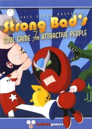 Strong Bad's Cool Game for Attractive People: Episode 4 - Dangeresque 3: The Criminal Projective Box Cover