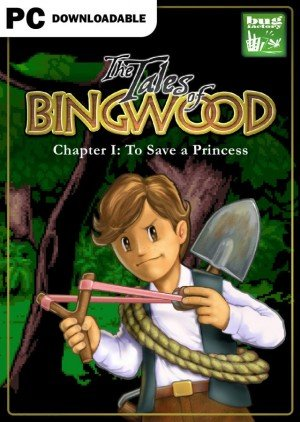 The Tales of Bingwood: Chapter I - To Save a Princess Box Cover