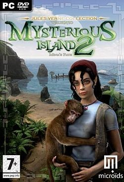 Return to Mysterious Island 2: Mina's Fate Box Cover