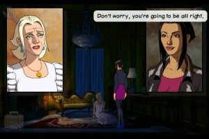 'Broken Sword: Shadow of the Templars - The Director's Cut - Screenshot #2