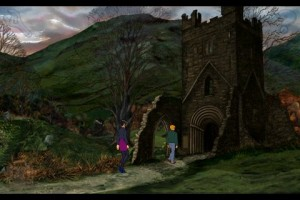 'Broken Sword: Shadow of the Templars - The Director's Cut - Screenshot #12
