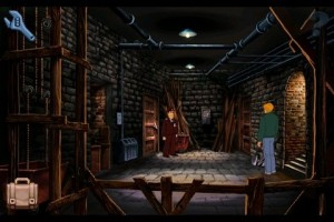 'Broken Sword: Shadow of the Templars - The Director's Cut - Screenshot #11