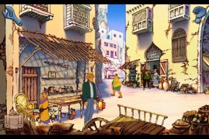 'Broken Sword: Shadow of the Templars - The Director's Cut - Screenshot #10