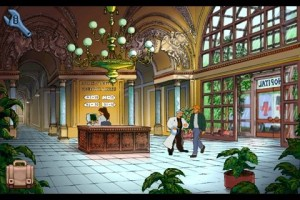 'Broken Sword: Shadow of the Templars - The Director's Cut - Screenshot #5