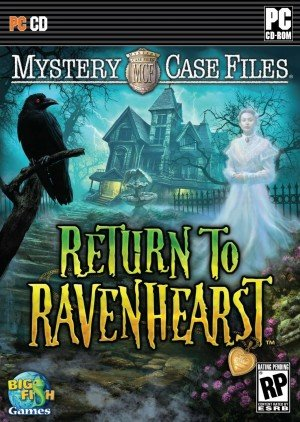 Mystery Case Files: Return to Ravenhearst Box Cover