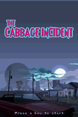 The Cabbage Incident Box Cover