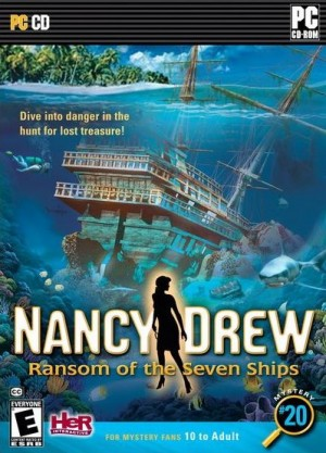 Nancy Drew: Ransom of the Seven Ships Box Cover
