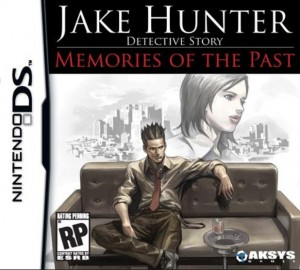 Jake Hunter Detective Story: Memories of the Past Box Cover