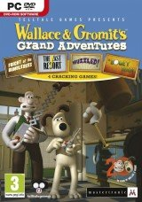 Wallace & Gromit's Grand Adventures: Episode 4 - The Bogey Man