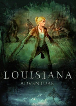 Louisiana Adventure Box Cover