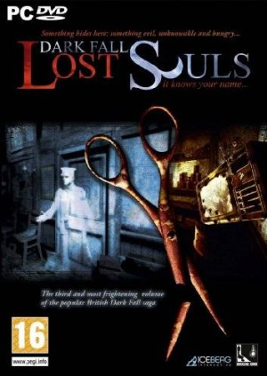 Dark Fall: Lost Souls Box Cover