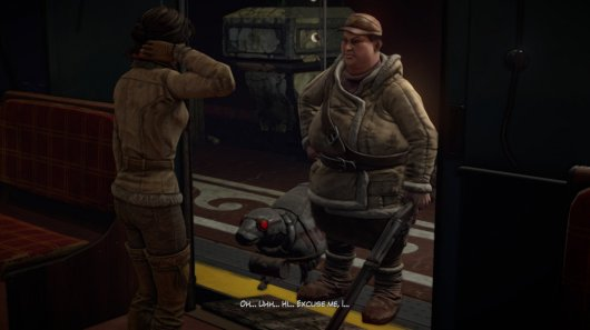 Syberia 3 Screenshot 10