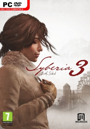 Syberia 3 Box Cover