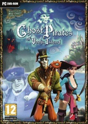 Ghost Pirates of Vooju Island Box Cover