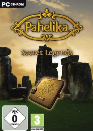 Pahelika: Secret Legends Box Cover