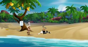 'The Secret of Monkey Island: Special Edition - Screenshot #9