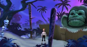 'The Secret of Monkey Island: Special Edition - Screenshot #1