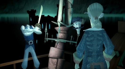 Tales of Monkey Island Screenshot 1