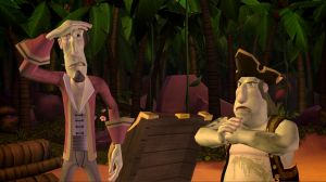 Tales of Monkey Island: Chapter 2 - The Siege of Spinner Cay Screenshot #1