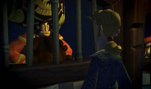 Tales of Monkey Island: Chapter 4 - The Trial and Execution of Guybrush Threepwood Screenshot #1