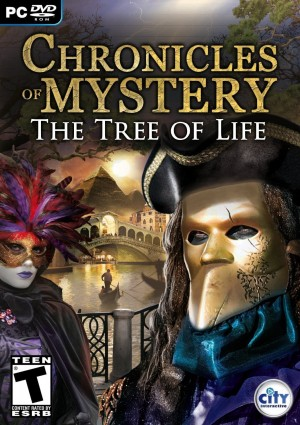 Chronicles of Mystery: The Tree of Life Box Cover
