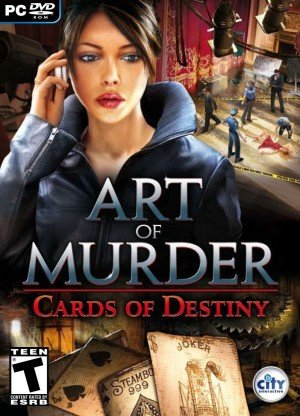Art of Murder: Cards of Destiny Box Cover