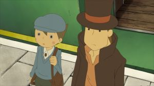 'Professor Layton and the Diabolical Box - Screenshot #6
