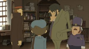 'Professor Layton and the Diabolical Box - Screenshot #5