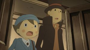 'Professor Layton and the Diabolical Box - Screenshot #3