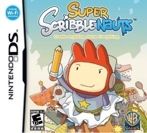 Scribblenauts Box Cover