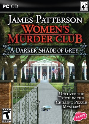 Women's Murder Club: A Darker Shade of Grey - Cover art