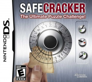 Safecracker (DS) Box Cover