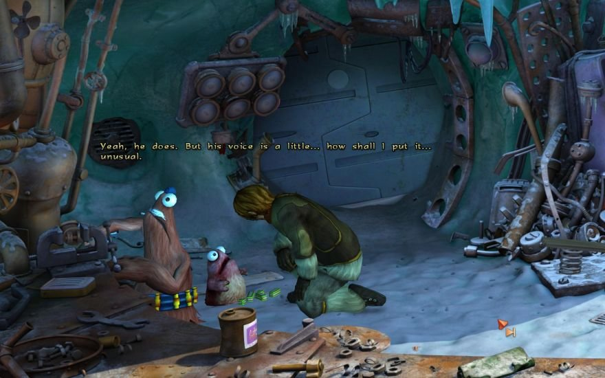 The Book of Unwritten Tales: The Critter Chronicles Screenshot 31436