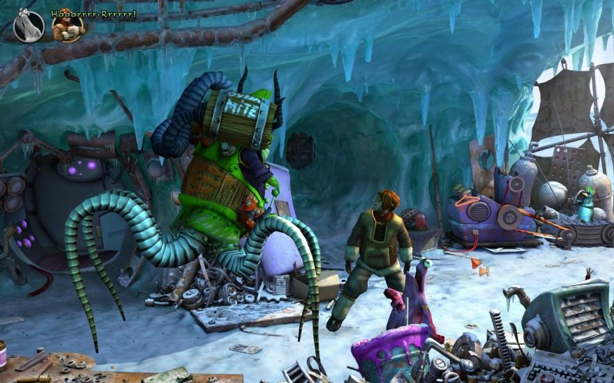 The Book of Unwritten Tales: The Critter Chronicles Screenshot 31432