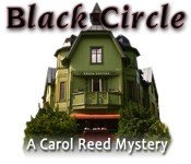 Black Circle: A Carol Reed Mystery - Cover art