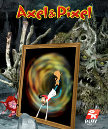 Axel & Pixel Box Cover