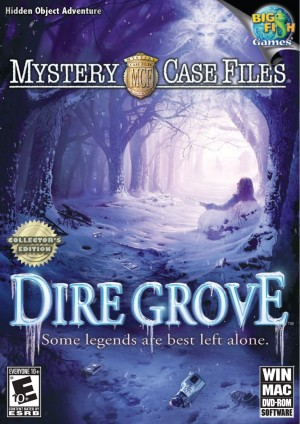 Mystery Case Files: Dire Grove Box Cover