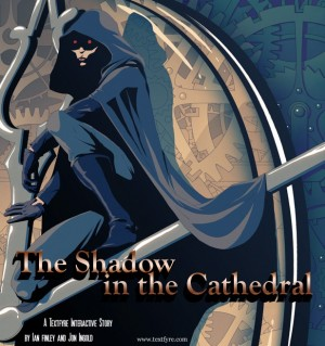The Shadow in the Cathedral Box Cover