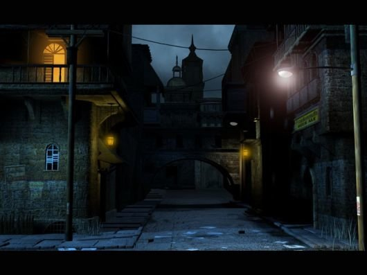 Screenshot for Last Half of Darkness: Society of the Serpent Moon #2