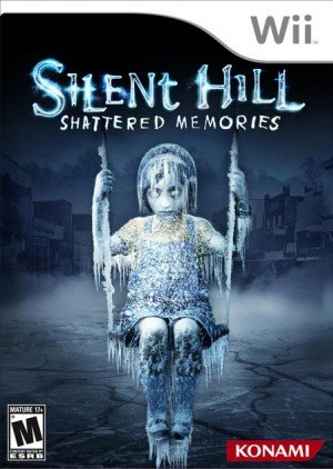 Silent Hill: Shattered Memories Box Cover