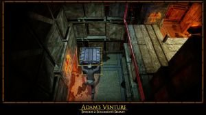 Adam's Venture: Episode 2 - Solomon's Secret Screenshot #1