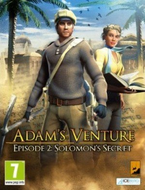 Adam's Venture: Episode 2 - Solomon's Secret Box Cover